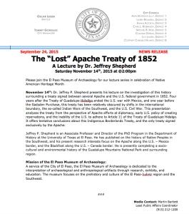 Lost Apache Lecture